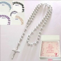 Pearl Rosaries in Special Gift Box